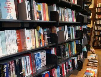 The American Book Center in Amsterdam