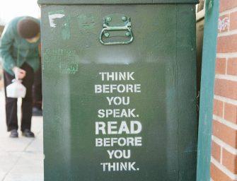 Over voortschrijdend inzicht en van mening veranderen