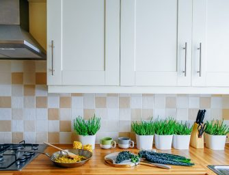 5 tips om te minimaliseren in de keukenkastjes