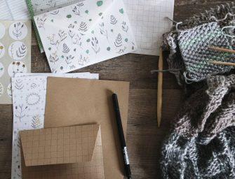 10x wat te doen met oude wenskaarten